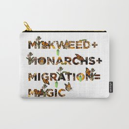 Monarch Magic Carry-All Pouch