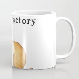Pellet Factory - Guinea Pig Poop Coffee Mug