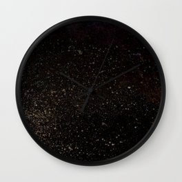 Chemical Constellation #4 Wall Clock