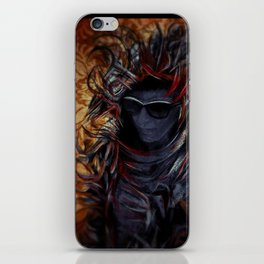 Franja e Chamas iPhone Skin