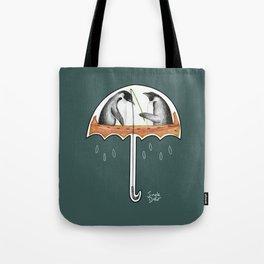 That's not an umbrella Tote Bag