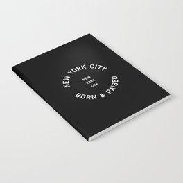 New York City - NY, USA (Badge) Notebook