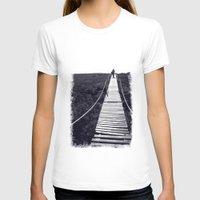 adventure T-shirts featuring Adventure by Light Wanderer