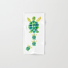 Turtle Love Hand & Bath Towel