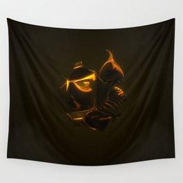King Dark CatFish - The Heart Wall Tapestry