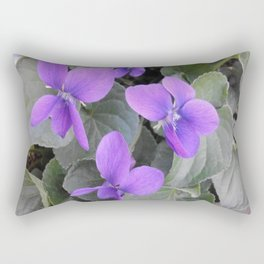 The three sisters. Rectangular Pillow