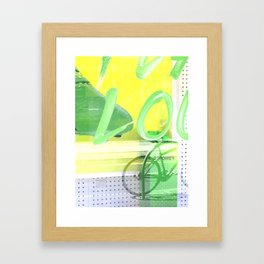 summerlovin' Framed Art Print