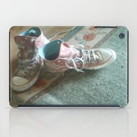 converse iPad Cases featuring Converse by Beatrice
