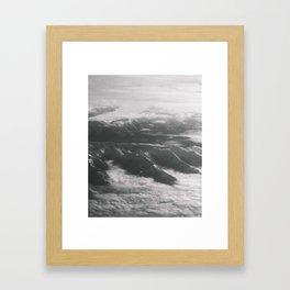 Rockies Framed Art Print