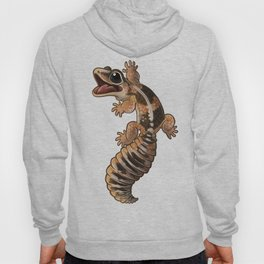 African Fat-Tail Gecko Hoody