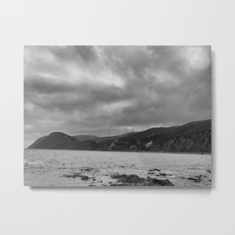 Makara Wind Turbines Metal Print