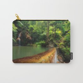 Thermal pool in Azores Carry-All Pouch
