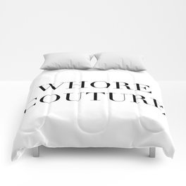 W COUTURE Comforters