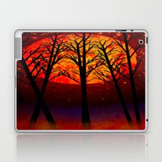 A SOLSTICE MOON - 118 Laptop & iPad Skin