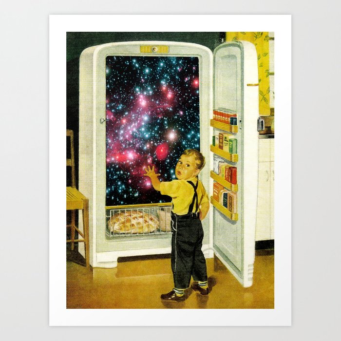 No More Galaxies for Today, Timmy! Kunstdrucke