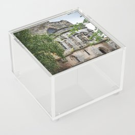 Rosslyn Chapel outside Edinburgh, Scotland Acrylic Box