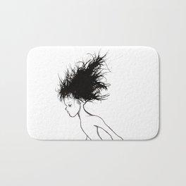 Hair 5 Bath Mat