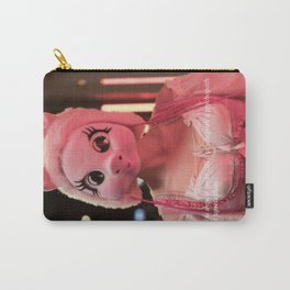 Never call a psychopath a psychopath. Carry-All Pouch