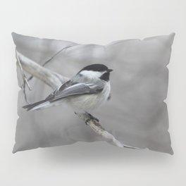 Black-capped Chickadee Pillow Sham