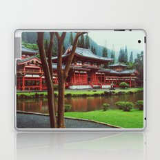 Byodo-In Temple Laptop & iPad Skin