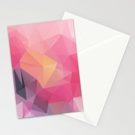 Seamless Abstract Modern Pattern Stationery Cards