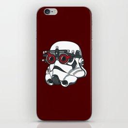 Stormtrooper Eyetest iPhone Skin
