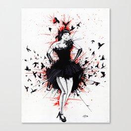 """""""Arte De Encanto"""" Canvas Print"""