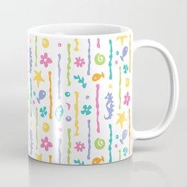 Seahorses and Seaweed Coffee Mug