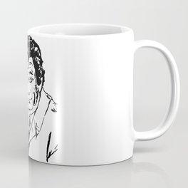 Lieutenant Columbo Portrait Coffee Mug