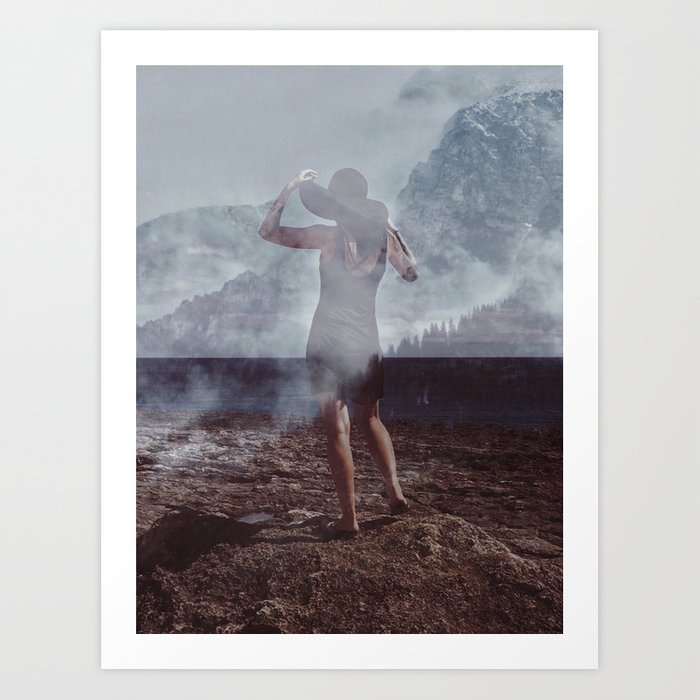 Nature Stories Art Print