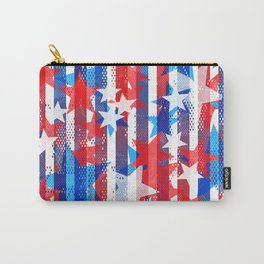 AMERICANA PATTERN Carry-All Pouch