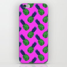 Neo-Pineapple - Poptastic iPhone & iPod Skin