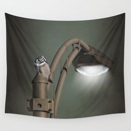 I bring the light Wall Tapestry