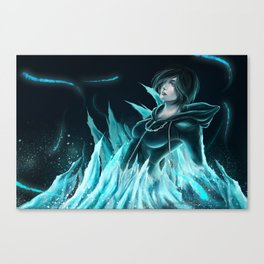 Xion Canvas Print