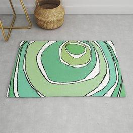 Green Bean Rug