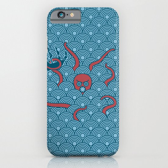 The Last Kraken iPhone & iPod Case