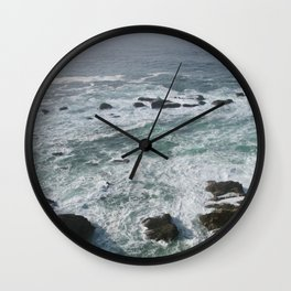 Northern California Wall Clock