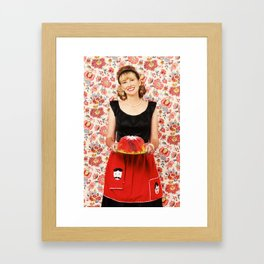Everything's Alright Here Framed Art Print