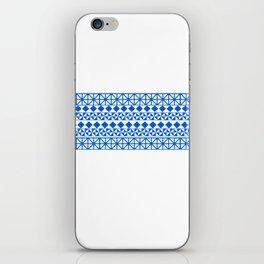 Ethnic pattern iPhone Skin