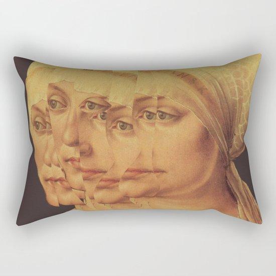 Frau Dürer 201 Rectangular Pillow