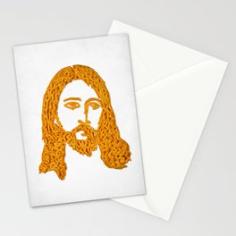 Cheesus Stationery Cards
