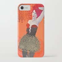 shadow iPhone & iPod Cases featuring Shadow by doviArt