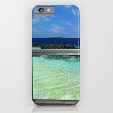 Maldivian balcony iPhone 6s Slim Case