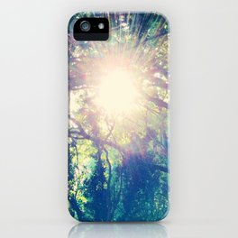 Woodland wonder iPhone Case