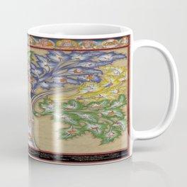 The Blue Beryl Tree of Diagnosis Coffee Mug