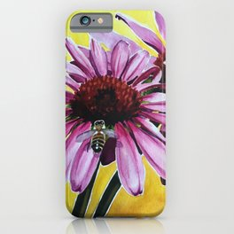 Attracting Bees iPhone Case
