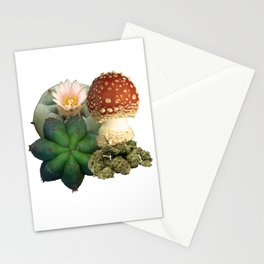 Natural Entheogens Stationery Cards