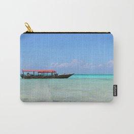 Zanzibar Carry-All Pouch