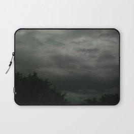 beauty in the mundane - texas storm Laptop Sleeve