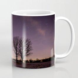 Twin Oaks Under Orion Coffee Mug